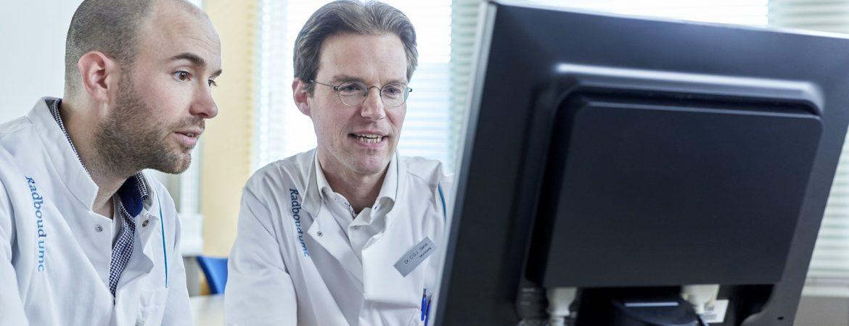 collegiaal overleg arts en onderzoeker Radboudumc