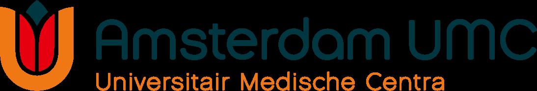Logo: Amsterdam UMC (locatie AMC)